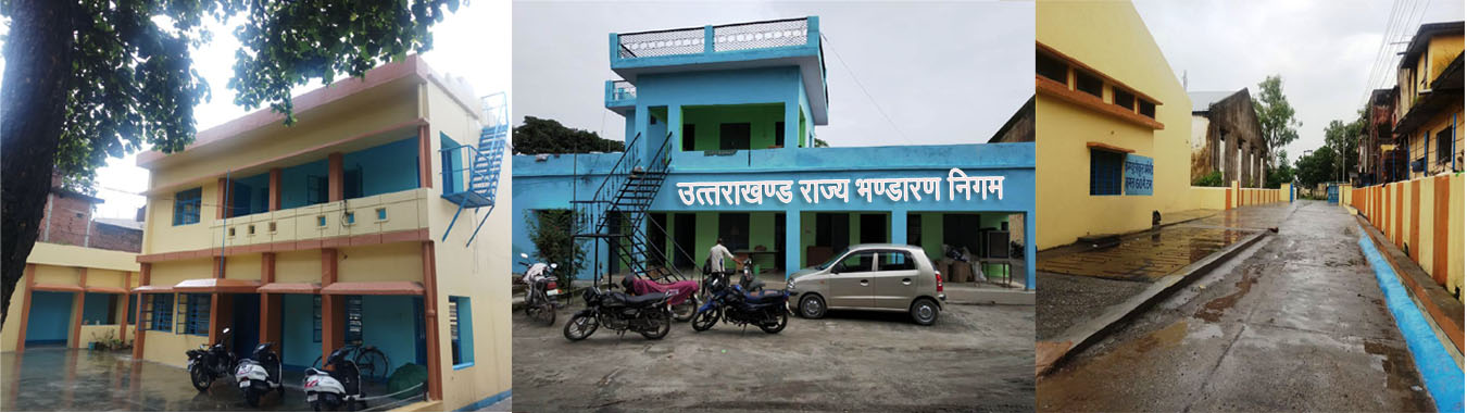 Uttarakhand state warehousing corporation